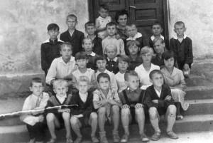 Szkoła Podstawowa w Rudce, Rocznik 1953